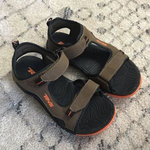 Teva Kids Sandals Size 13